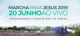 Marcha pra Jesus 2019 – Ao Vivo
